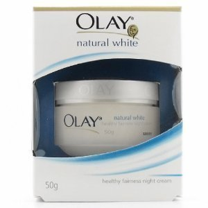 Olay Natural White Healthy Fairness Night Cream 50g