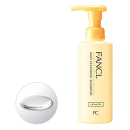 ★NEW★FANCL Mild Shampoo and Treatment! Additive-free and non-silicon!!