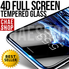 ★WORLD BEST★5D Tempered Glass★S9/S9Plus/S8/S8Plus/Note8/iPhone X/8/8Plus/7/7Plus/6/6Plus★KnightShied