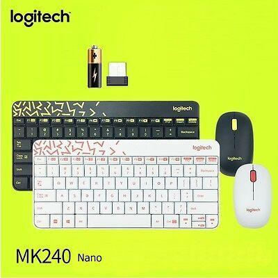 557289d599d [Funky Creations]Logitech Wireless Keyboard MK240 NANO MK235 MK270 MK345  K480 K400Plus mouse