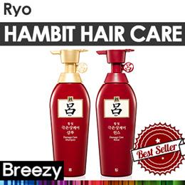 BREEZY ★ [Ryo] Hambit Care Line / Shampoo / Conditioner / Amorepacific /