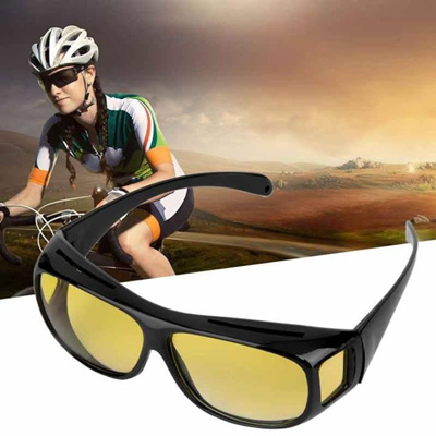 cd0f69d4047 Car HD Len Sunglasses UV Protection Night Vision Sport Driving Glasses  Unisex