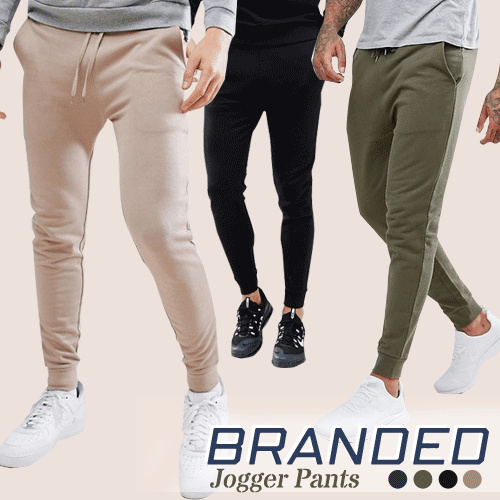 New Collection Branded Man Jogger Long Pants /Man Jogger/Man Long Pants/4 Color Deals for only Rp109.000 instead of Rp175.806