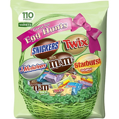 qoo10 usa mars chocolate more easter spring candy variety mix