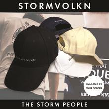 [STORMVOLKN] ★NEW ITEM!!★ The Storm People/ Streetwear Baseball Cap