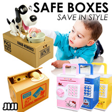 ★Piggybank ★Safebox ★Money Saving Bank ★Kids Saving ★Banks ★Organizer ★Storage