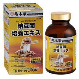 Noguchi Medical Institute NATTOUSEI DX GOLD 360 tablets