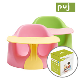 ★Special Price★ Puj Woori Baby Chair + Tray Set/ Safety Chair / Bumbo Baby Floor Seat / Booster Seat