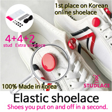 *made in korea*/  4+2+2 shoelaces STUDLACE SET!!!!