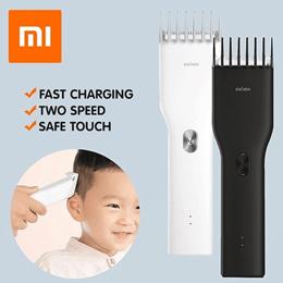 Xiaomi ENCHEN Boost USB Electric Hair Clipper Two Speed Ceramic Cutter Hair Fast Charging Hair Trimm