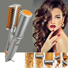 Automatic Electric Hair Curler Curling Iron Roller Tool High Quality Ceramic Curls