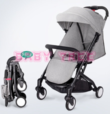 ★BABY THRONE ★ LIGHT WEIGHT STROLLER★CABIN SIZE ★ PORTABLE/ FOLDABLE★CARRY ONBOARD FLIGHT,TRAIN,TAXI