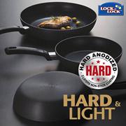 Lock n Lock - COOKPLUS HARD AND LIGHT FRYING PAN
