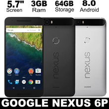 (Ready Stock) Huawei Google Nexus 6P / 3GB RAM / 32GB 64GB 128GB ROM / Android 8.0 / 5.7 inch