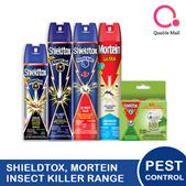 [RB Home] Shieldtox + Mortein - All Insect Killer Aerosols Naturguard