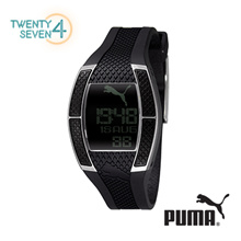 Puma Watch - Top Fluctuation Ladies Black PU910432002 with 1 year warranty
