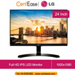 [BUY AT RM 542 With 15% DiSCOUNT COUPON!!] - LG 24 Inch Full HD IPS LED Monitor- 24MP68VQ (*1920 x 1080) // READY STOCKS // FAST SHIPPING