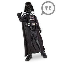 Star Wars Darth Vader Costume with Sound for Kids Size 5/6 Black 428443646362