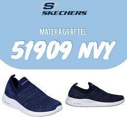 [SKECHERS] MEN | Easy slip on | Memory Foam | Comfort walking sneaker