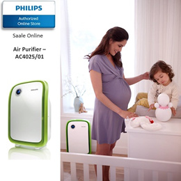*BUY 2 FOR SGD$396* Philips Air Purifier AC4025 with sleep mode