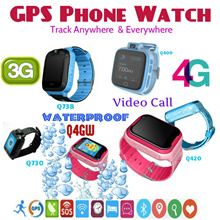 [ LOCAL SELLER ] * 2018 * 3G/4G GPS Phone Watch KIDS Monitoring Track Children SOS MAP
