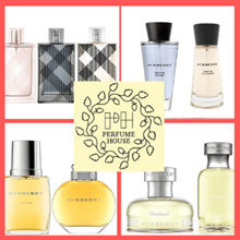 BURBERY PERFUME | WEEKEND / CLASSIC / BRIT SHEER / TOUCH / LONDON / MY / MR TESTERS FRAGRANCE