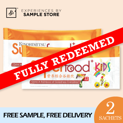 Kinohimitsu Superfood+ Kids (2 sachets)