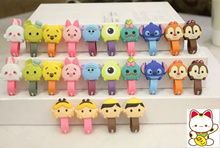 TSUM TSUM Q SERIES Cable Tie*DISNEY*Wire Organizer/winder/wire/earphone winder /binder/headphone