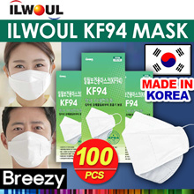 ★100pcs★KF94 Made In KOREA Mask★ KF94 ilwoul mask