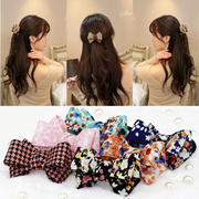 🎀💙Lovely Ribbon Hair Accessories Hairtie Hairclip Rubberband⭐Buy 10 free 1⭐💙🎀