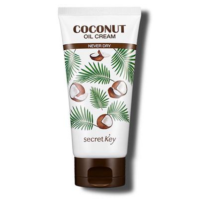 Secret Key Coconut Oil Cream Never Day