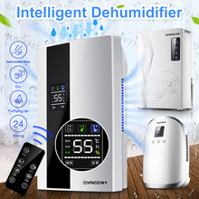 ⚡LOCAL STOCK⚡ 2.2L Smart Dehumidifier/Air Purifier Intelligent Humidistat Touch Panel Remote Control