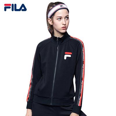 fcba61bc FILAFILA Sports Jacket/Women Originale Side Taped Jacket