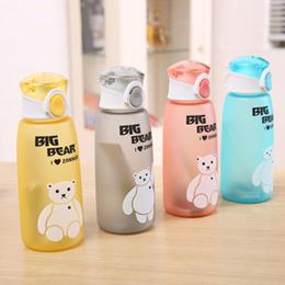 Botol Minum Karakter Big Bear 500ml | Big Bear Water Bottle