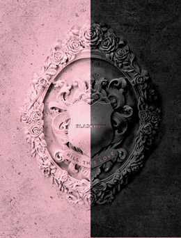 BLACKPINK - KILL THIS LOVE [Random ver] CD+Folded Poster+STANDING DOLL+10Photos+Extra Photocards Set