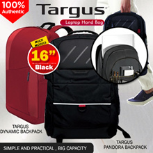 Authentic Samsonite n Targus Backpack / Laptop Backpack / Laptop Bag  / Unisex / School backpack