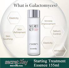 【Secret Key HQ Direct Operation】Over 6k reviews! Starting Treatment Galactomyces Essence 155ml
