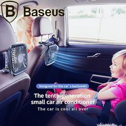 베스트 차량용 송풍기 미니 버클 접이 자동차 온신기 정음 작은 송풍기 사무실 데스크용 신형 업그레이드 경량 폴딩 풍력 조절 음성 더 가볍고