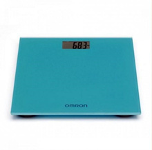 Omron HN289 Digital Personal Weighing Scale Blue