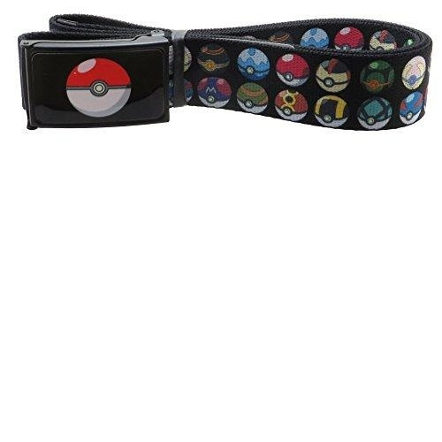 Buckle-Down Web Belt Pokemon 1.5