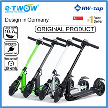 ★ LATEST Model Etwow S2 ★ ZoomAir2 SG50 Electric Scooter 6.5ah 8.5ah  Speedway