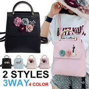 Multi-way bags for women◇ Backpack Tote bag 2485e99ff1403