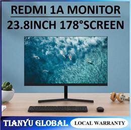 Xiaomi Redmi Monitor 1A 23.8 Inch Ultra-thin 1080P HD HDMI IPS 178° Wide Angle PC Monitor Computer