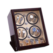 6+7 8+5 Automatic Watch Winder Box Ultra-silence Battery AC Power Operated