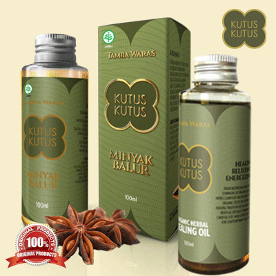 Kutus Kutus Organic Herbal Healing Oil Original From Bali 100ml Mengatasi 63 Penyakit Best Seller Deals for only Rp193.000 instead of Rp219.318