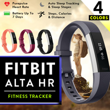 ⭐⭐ FITBIT ALTA HR Fitness Tracker ⭐⭐ Official Seller 1 Year SG Warranty ⭐⭐