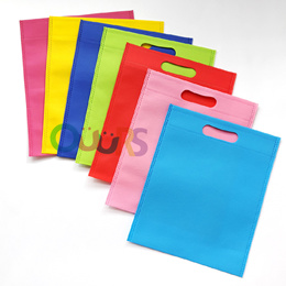 Non Woven Bag 25x30cm I Goodie Bag Packaging I Birthday Party I Event I Colourful Packaging Bag