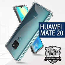 ★KnightShield Huawei Military Anti-Drop Case★Mate20/Mate20pro/P20/P20pro/P10/P10Plus★