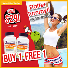 [LACTOLEAN] Vegetarian Formula!  Flat Tummy Probiotic! Lose up to 3 inches!