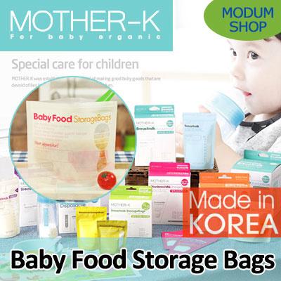 ?MotherK? Baby Food Storage Bags ? Korea Best HIT ? Breast milk Milk powder  sc 1 st  Qoo10 & Qoo10 - MotherK Baby Food : Baby u0026 Maternity